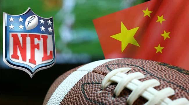 Stream NFL in China in 2021