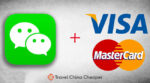Adding a foreign credit card to WeChat
