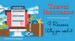 Reasons you need travel insurance