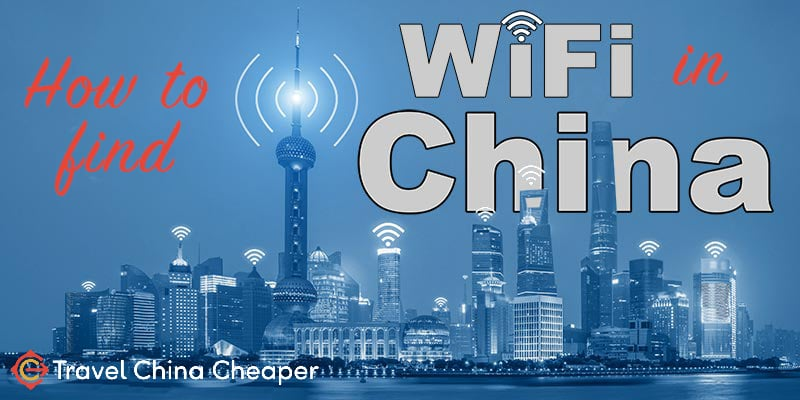 Find and use WiFi in China