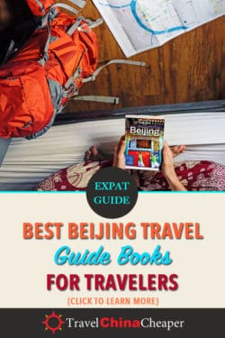 Beijing travel guide books | Pin this image!