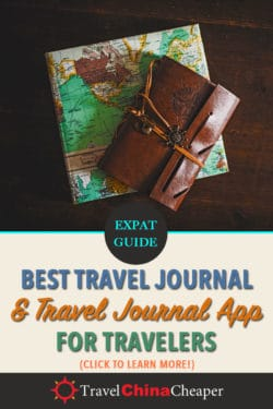 Save this article on the best travel journals on Pinterest!