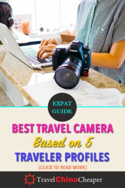 Save this article about the best travel cameras for travelers on Pinterest