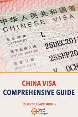 China Visa Guide 2019 | Everything You Need to Know Before