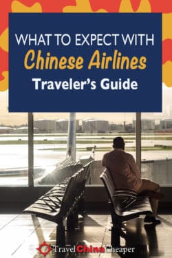 Save this article about what to expect on Chinese airlines on Pinterest!