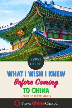 Save this China travel tips article for later.