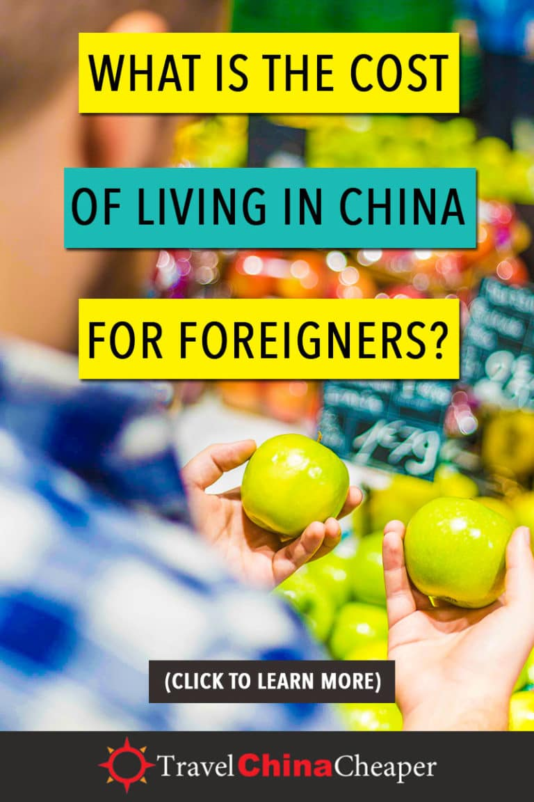 This guide will cover all you need to know to anticipate the cost of living in China along with other factors that can run up your expenses in the country. Click to learn more!  | Travel China Cheaper | China Travel Guide | Cost of Living in China | Expat in China | China Travel Blogger | Asia Travel Guide #China #chinatravel #travelChina #expatinchina #chinaexpat