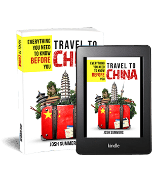 The China travel handbook for tourist and expats
