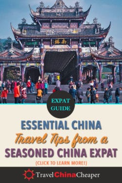Save this article about top China travel hacks on Pinterest!