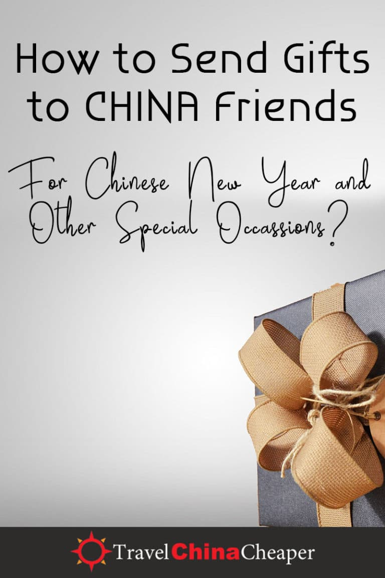 """What is a good gift to send to a Chinese person on Chinese New Year? Chinese New Year (aka """"Spring Festival) is the most important holiday for Chinese people. What gifts are appropriate and if you're not in China, how do you send gifts to China? 