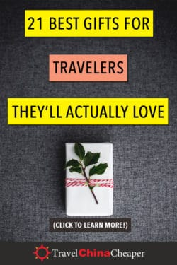 Save this post about 21 best gift ideas for travelers