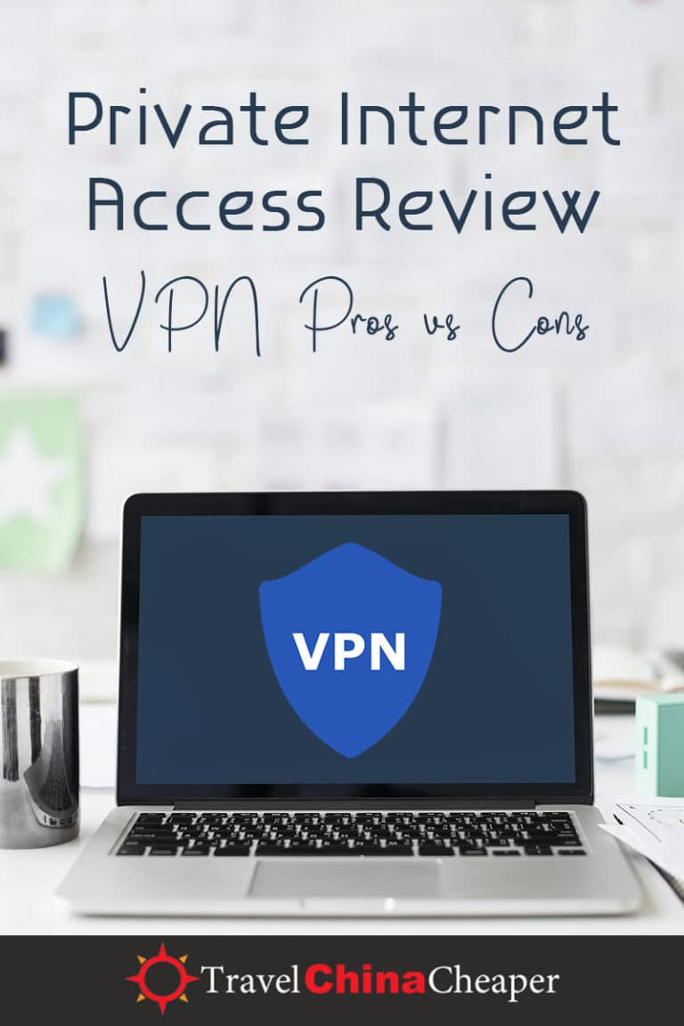 Private Internet Access VPN review. In this review, I'll give you a breakdown of what the VPNs offer. You'll walk away with a good perspective on whether or not this is the right choice for you. | Travel China Cheaper | China Travel Guide | VPN in China | VPNs in China | Expat in China | China Travel Blogger | Asia Travel Guide #China #chinatravel #travelChina #expatinchina #chinaexpat