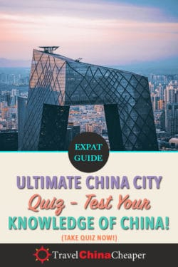 Share this ultimate China city quiz on Pinterest!