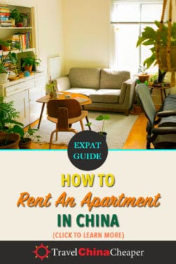 Renting an apartment in China guide!