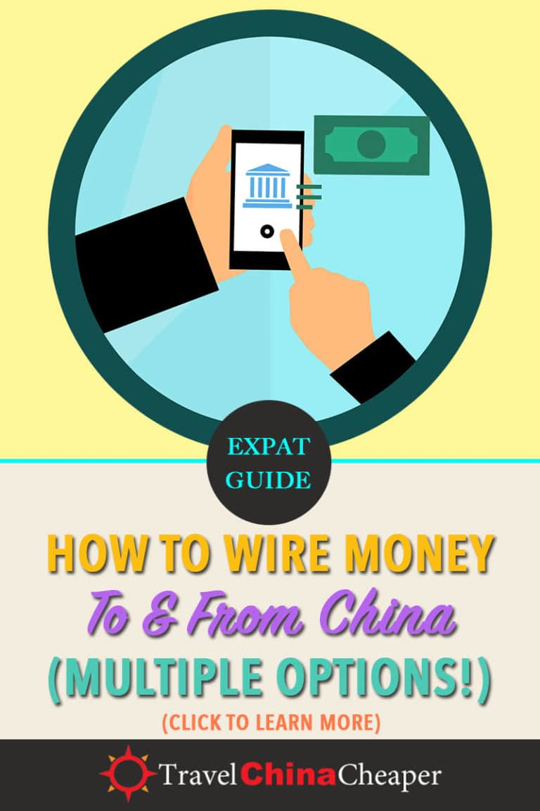 How can I send money to or wire money from China? This guide will walk you through what you need to know about how you can move money into and out of China. Click to learn more! Travel China Cheaper | China Travel Guide | Wire Money in China | Wire Money to China | Wire Money from China | Expat in China | Asia Travel Guide #China #chinatravel #travelChina #chinaexpat