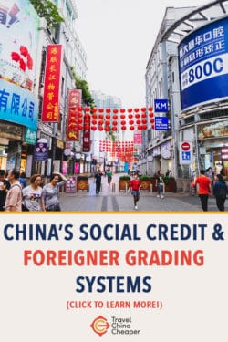 Save this article about China's social credit system on Pinterest