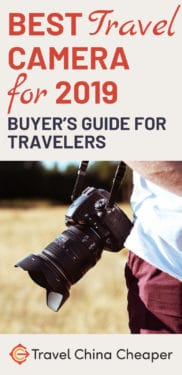 Save this article about the best cameras for travel on Pinterest!