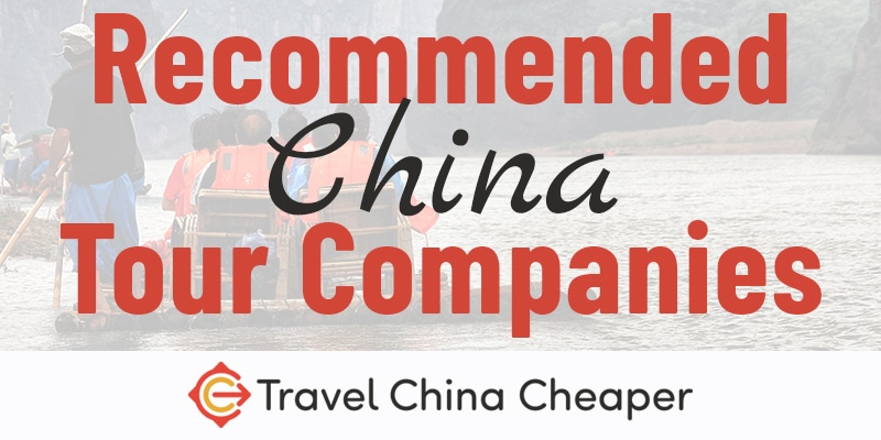 Best China Tour Companies and best China travel agencies