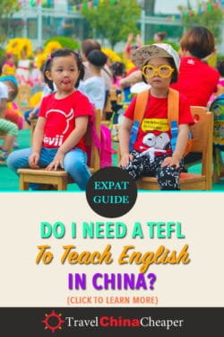 Save this article about TEFL in China on Pinterest