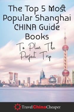 Pin this image about the best Shanghai travel guide books