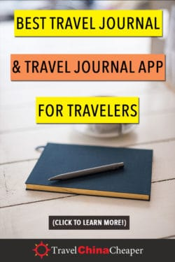 Best travel journal apps - pin this image!