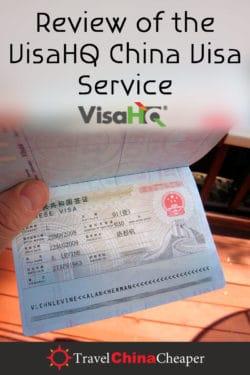 Pin this image! Review of VisaHQ