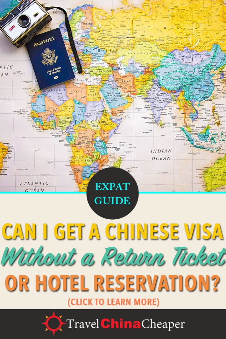 This guide has the most commonly asked questions in regards to needing flight and hotel reservations in order to apply for a Chinese visa. I also recommend you read our complete guide to getting a Chinese visa. Click to learn more! | Travel China Cheaper | China Travel Guide | Chinese Visa | Get a China Visa | China Visa | Expat in China | Asia Travel Guide #China #chinatravel #travelChina #expatinchina #ChinaVisa