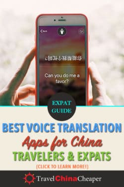 Pin this image about phone translator apps